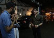 """Imagini in exclusivitate, din culisele filmarilor serialului de succes """"Povestea noastra"""", difuzat de Kanal D"""