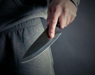 Angajat al unei primării din Botoșani, înjunghiat de către un asistat social