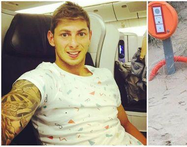 Primele imagini cu RAMASITELE avionului in care se afla Emiliano Sala