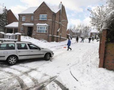 Vremea rea face ravagii în Europa! Mare atenție dacă trebuie să ajungeți în Anglia sau...