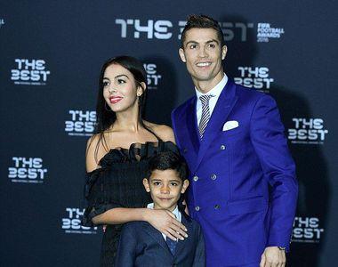 Familia lui Cristiano Ronaldo este în doliu! Tatăl iubitei lui a decedat