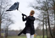 Vânt puternic în mai multe regiuni. ANM a emis COD GALBEN