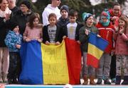 Paul Georgescu, primul român care a înotat fără costum de protecţie 1.600 de metri în apă îngheţată