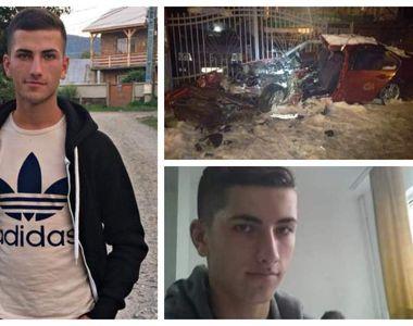 Carnagiu la Săpânța. Teo, în vârstă de 18 ani, a murit într-un accident rutier....