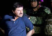 Droga şi viola adolescente. El Chapo își alegea fete cu vârste între 13 și 15 ani