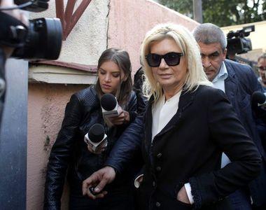 Carmen Adamescu va fi plasată în arest la domiciu în dosarul în care este cercetată...