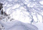 Avalanșă în Munții Călimani! Salvamontiștii au parte de o misiune dificilă
