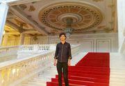 Cum l-a cunoscut artistul Radhu pe Ambasadorul Extraordinar și Plenipotențiar al României în Republica Argentina! Foto!