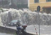 O întreagă țară este sub ape după ce a plouat încontinuu în ultimele 24 de ore!