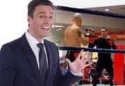 """Cine îl mai provoacă pe Mircea Badea în ring! Sandy Matei, lider #rezist: """"Ieși la interval și acceptă provocarea"""""""