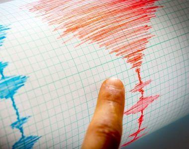 Cutremur cu magnitudine 3,9 în judeţul Buzău!
