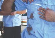 """Un recidivist a mușcat un polițist, după ce l-ar fi amenințat că-l """"mănâncă de viu""""!"""