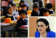 Ecaterina Andronescu vrea să reformeze învățământul românesc după modelul japonez