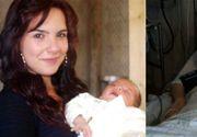 Ioana Condea a fost înmormântată! Mama ei, transfigurată de durere