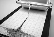 Şase cutremure în Marea Neagră, în aproximativ o oră, cel mai mare având magnitudinea de 3,7 grade