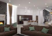 Cum arată cel mai scump apartament vândut în Bucureşti! Penthouse-ul cu 6 camere a fost dat cu 2,7 milioane de euro! FOTO