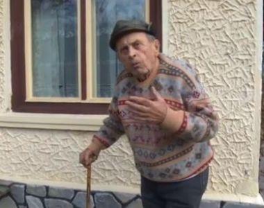 Un bătrân de 89 de ani din Breaza și-a înjunghiat fiica! Era supărat că fata i-a furat...