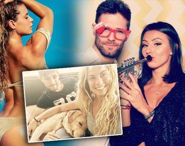 Iubitul Cristinei Nedelcu de la Exatlon a fost combinat cu o bombă sexy! Uite-l pe...