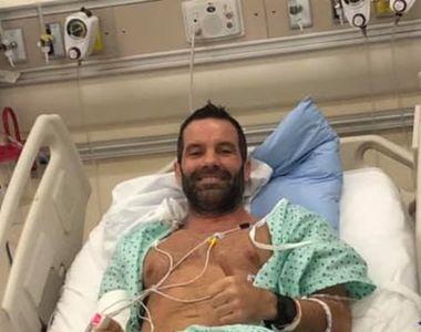 """Tibi Ușeriu, mărturii de pe patul de spital: """"S-a întâmplat din prostia mea"""""""