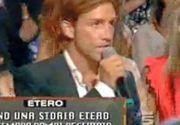 """""""Medicul"""" italian făcea figurație la televiziune pentru emisiunea """"Ciao Darwin""""! Cu 12 ani în urmă, Matteo Politi avea părul lung și visa să ajungă vedetă"""