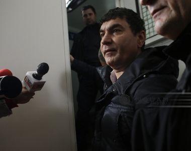 Fostul acţionar al Dinamo Cristi Borcea s-a predat la Poliţia Ilfov, după condamnarea...