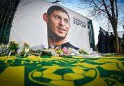 Corpul recuperat din avionul prăbuşit în Canalul Mânecii este al lui Emiliano Sala