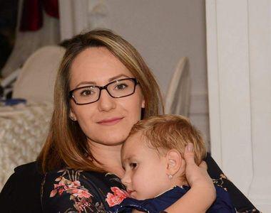 Doi tineri părinți, apel disperat! Fiica lor Anastasia, o minune de 3 anișori, a fost...
