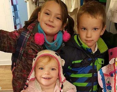 Sofia, o fetiță de 5 ani și-a salvat întreaga familie de la moarte, după ce maşina...
