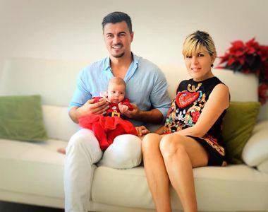 Fotografie plină de emoție. Cum a fost surprins Adrian Alexandrov cu fetița lui și a...