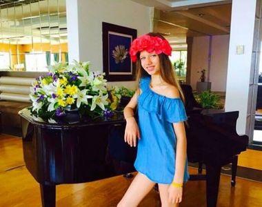 Model la 13 ani! EA este românca ce se poate lăuda că a cucerit titlul de Miss World...