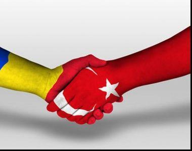 Colaborare tot mai stransa intre Romania si Turcia! Cele doua tari au puz bazele unui...
