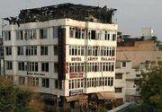 Cel puţin 17 morți  în urma unui incendiu la un hotel din Delhi
