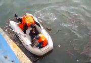 O adolescentă în vârstă de 17 ani, mama a doi copii, s-a aruncat în apele Oltului
