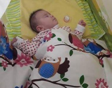 Elena a devenit mamă pentru Alma, o fetiță abandonată de părinți într-un spital din...
