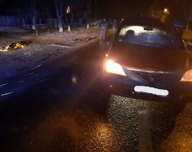 Accident mortal în această noapte! O femeie a fost lovită din plin de un șofer!