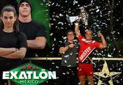 Fratele lui Ernesto a câștigat Exatlon Mexic sezonul 2 și 1.000.000 de pesos! La fete, marele premiu a fost adjudecat de războinica Aidee!