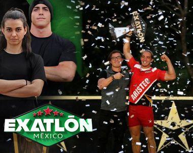 Fratele lui Ernesto a câștigat Exatlon Mexic sezonul 2 și 1.000.000 de pesos! La fete,...