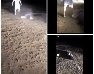 Un MONSTRU a desfigurat în bătaie o tânără din Dej! A lovit-o cu pumnii și picioarele...