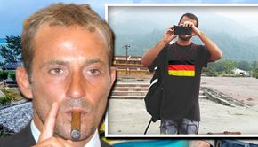 """Ce a pățit un turist german care n-a avut cu ce să plătească la hotelul lui Radu Mazăre din Madagascar! """"Asta nu prea a fost frumos"""""""