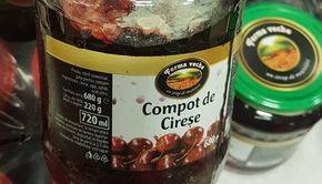 Compot mucegăit într-un cunoscut hypermarket de pe Barbu Văcărescu! Imagini revoltătoare