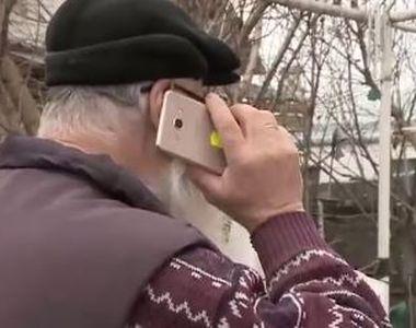 Un bătrân a demascat o rețea care acționa prin metoda accidentul