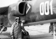 A murit Gheorghe Stănică, pilotul care a executat primul zbor cu avionul militar reactiv de producţie românească