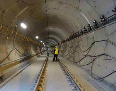 Metrorex: Metroul din Drumul Taberei, gata în toamnă