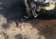 Accident TERIBIL în județul Dolj! 3 copii au ajuns de URGENȚĂ la spital! O greșeală uriașă a unui șofer a dus la tragedie!