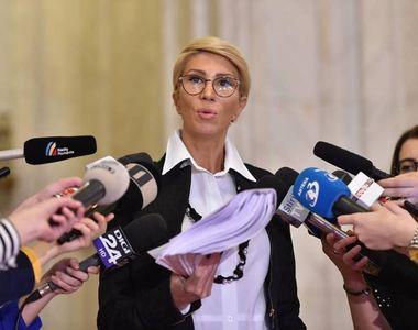 PNL o cheamă pe Viorica Dăncilă în Parlament pentru Ordonanţa privind taxa pe lăcomie