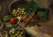 Gospodarii s-au apucat de treaba si planteaza mazare, cartofi si rosii in toata Romania!