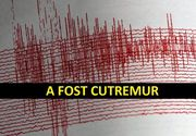 Cutremur în România. Unde s-a simțit și ce intensitate a avut