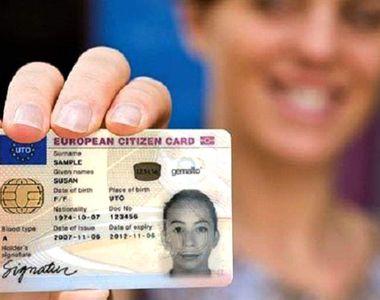 Se schimbă buletinele. Cum vor arăta noile cărţi de identitate ale românilor