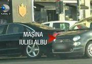 Imagini inedite surprinse cu Cristian Boureanu și Iulia Albu, în parcare! Ce făceau cei doi