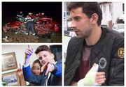 Șoferul care s-a urcat beat la volan și a ucis doi tineri, lăsat în libertate
